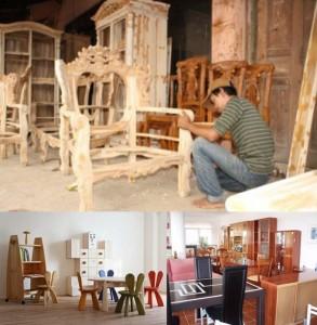 Pemasaran Bisnis Furniture